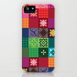 Azulejos iPhone Case