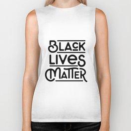 Black Lives Matter Biker Tank
