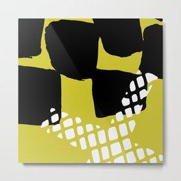 Mod Abstract 31 Metal Print