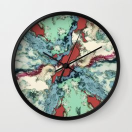 Composite Wall Clock