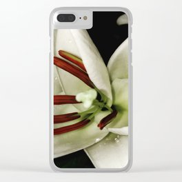 lovely. Clear iPhone Case