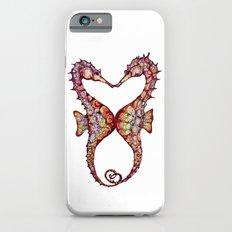 Seahorse Love iPhone 6 Slim Case