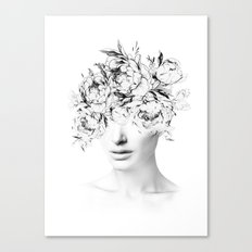 Woman A1 Canvas Print