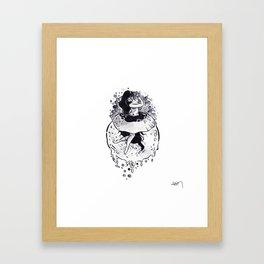 Eyebath Framed Art Print