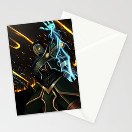Viktor League of Legends Stationery Cards