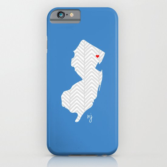 New Jersey Love iPhone & iPod Case