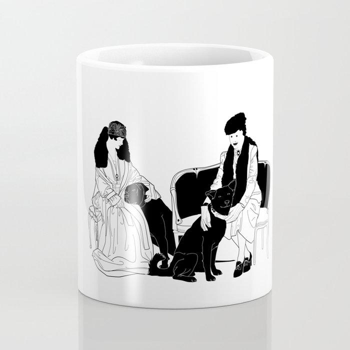 GERTIE Coffee Mug