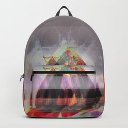 Moth From Dimension X Backpack