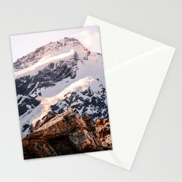 Snowy Mountains 2 Stationery Cards