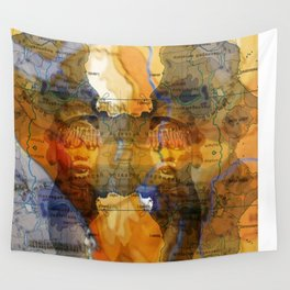 Valley of the Omo Wall Tapestry