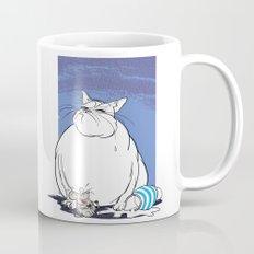 The Cat That Got The Cream Mug