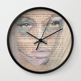 Nouvelles œuvres Wall Clock