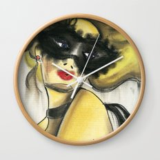Masquebal Wall Clock