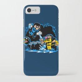 Mario Kombat iPhone Case