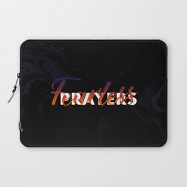Fearless Prayers Laptop Sleeve