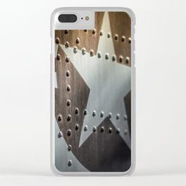 USAF Clear iPhone Case