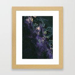 Star Sybil. Framed Art Print