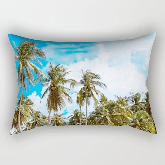 Bali #society6 #decor #buyart Rectangular Pillow