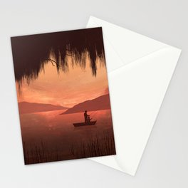 The Fishing Trip Stationery Cards