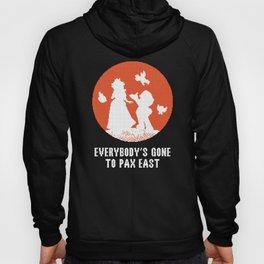 Everybody's Gone To PAX East - dark Hoody