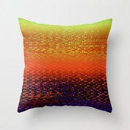 Rezoning Throw Pillow