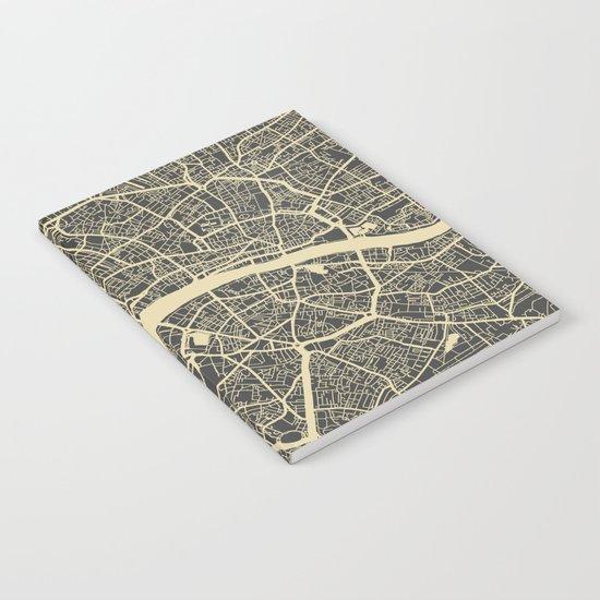 London map Notebook