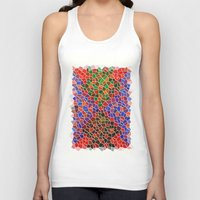 glass Tank Tops featuring Glass by Sproot