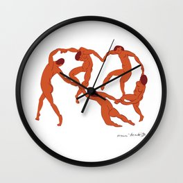 Henri Matisse - La Danse (The Dance) - Artwork Reproduction for - Wall Art, Prints, Posters, Canvas Wall Clock