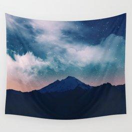 Magic night Wall Tapestry