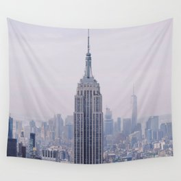 Empire State Building – New York City Wall Tapestry