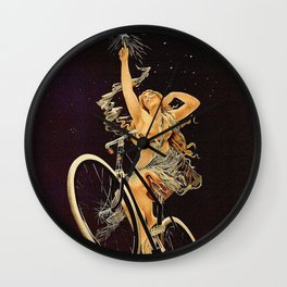Vintage 1899 Cycles Sirius Bicycle Ad Wall Clock