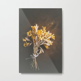 A Bunch Of Daffodils Metal Print