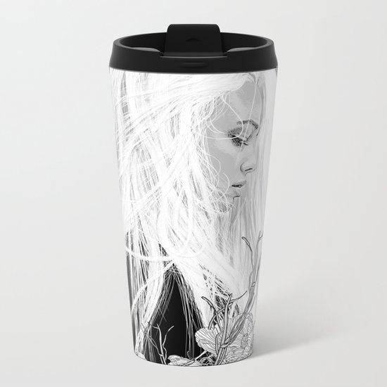 Moonrise Metal Travel Mug