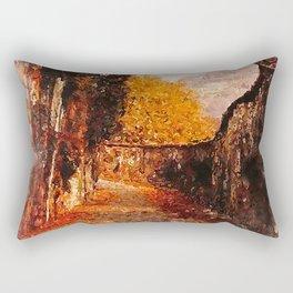 An Autumn full of Magic Rectangular Pillow
