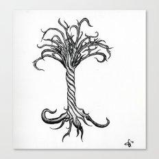 Pacata Cruciatu Canvas Print