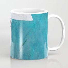 Hepburn 4 tyrkysová Coffee Mug