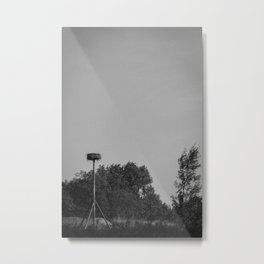 Vondelpark  Metal Print