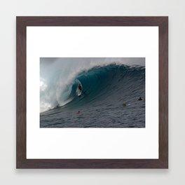 MARK HEALEY  CLOUDBREAK Framed Art Print