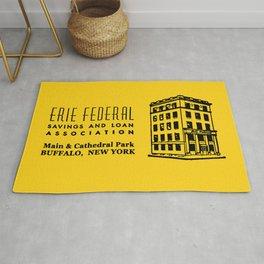 Erie Federal Savings & Loan Rug
