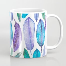 Feathers Harmony Coffee Mug