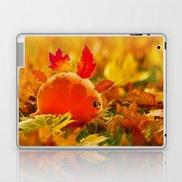 Autumn dino Laptop & iPad Skin