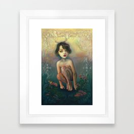 Way of the Monarch Framed Art Print