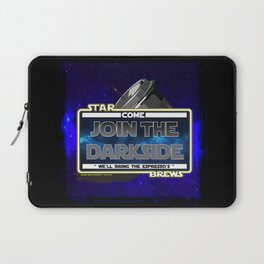 Come to the Darkside, The Coffee Wars, Jeronimo Rubio, Photography, Art 2016 Laptop Sleeve