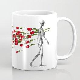 Skeleton&Roses Coffee Mug