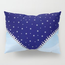 Zipper Day And Night Pillow Sham