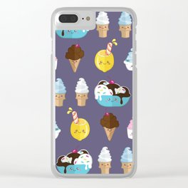 Treats Clear iPhone Case