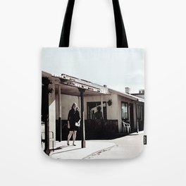 Within The Darkest Parts Of The Day Tote Bag