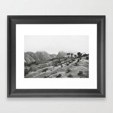 Mini Epochs Framed Art Print