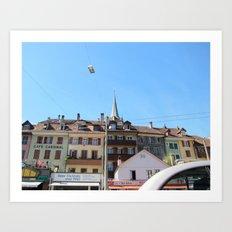 Switzerland 2010 Art Print