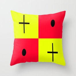 Perfección Throw Pillow